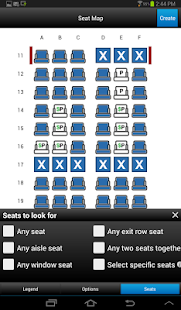 Seat Alerts by ExpertFlyer- screenshot thumbnail