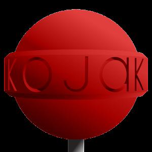 CM12 Red Kojak Theme