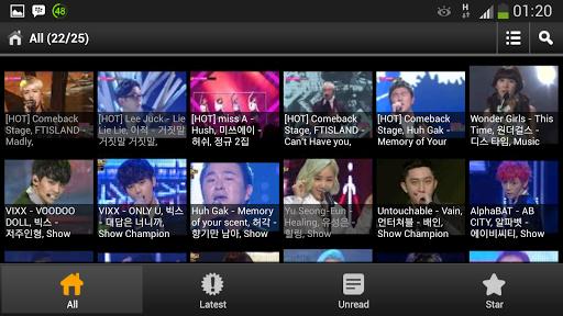K-pop Live Performance