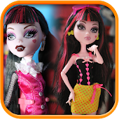 Draculaura Doll Wallpapers