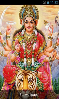 Jai Durga Mata Aarti 4D Temple - screenshot