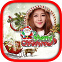 Christmas Frames Collage icon
