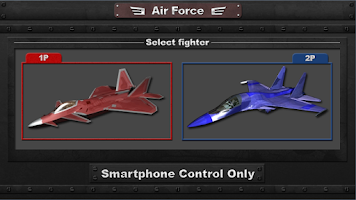Screenshot of AirForce for SamSung SmartTV