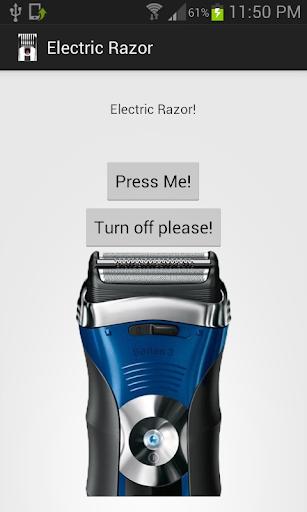 Shave Me - Electric Razor