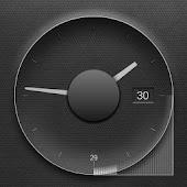 K-clock - analog clock zooper