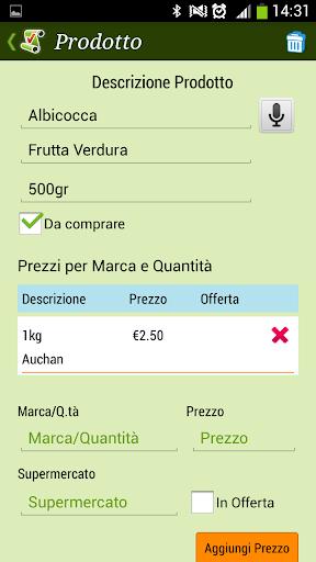 【免費購物App】Spesamente Lista della Spesa-APP點子