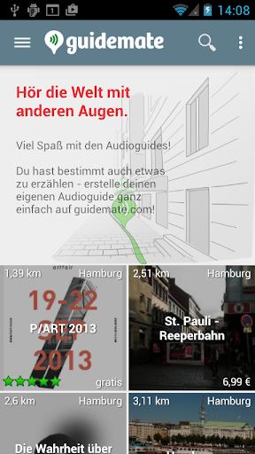 guidemate - Audio-Reiseführer