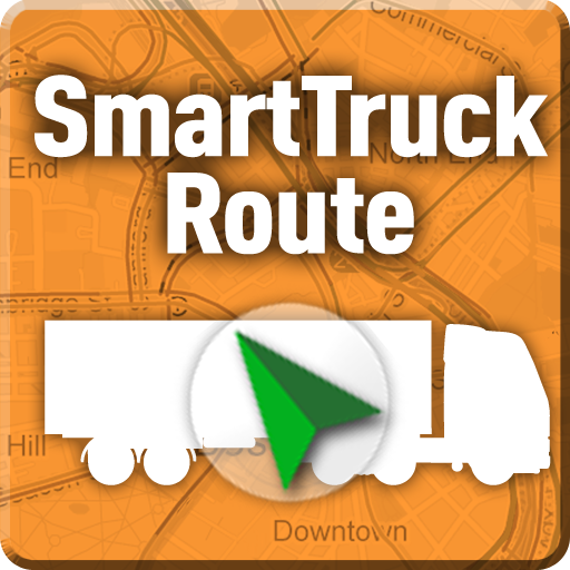 Truck GPS Route Navigation