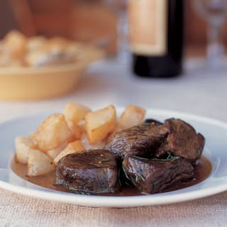 Lamb Stewed with Rosemary (Abbacchio alla Cacciatora)