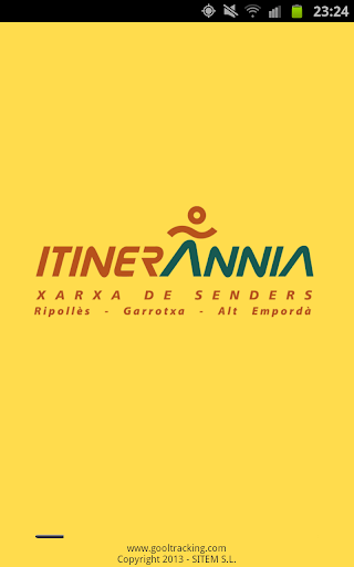 Itinerànnia - Xarxa de senders