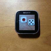 Dice for Sony SmartWatch