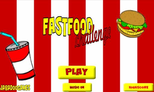FastFood Challenge