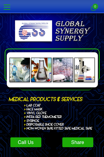 Global Synergy Supply Pte Ltd