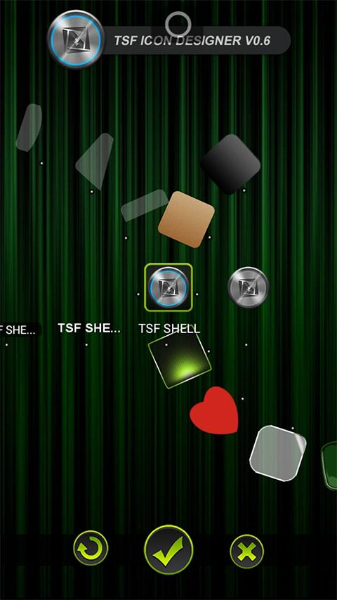 TSF Shell Theme Piano HD - screenshot