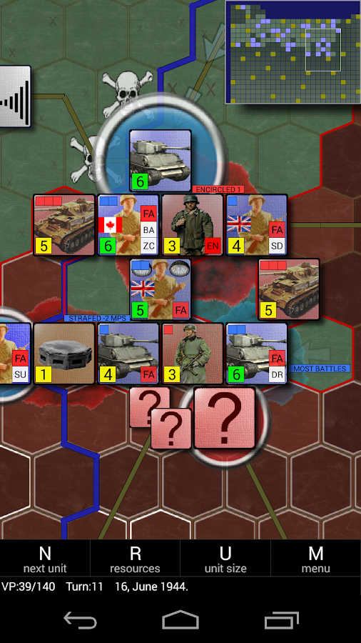 D-Day 1944 (Conflict-series) - screenshot