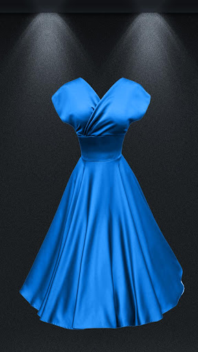 ウエディングドレスの写真のモンタージュ