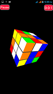 Pocket Rubik 3D - Free- screenshot thumbnail