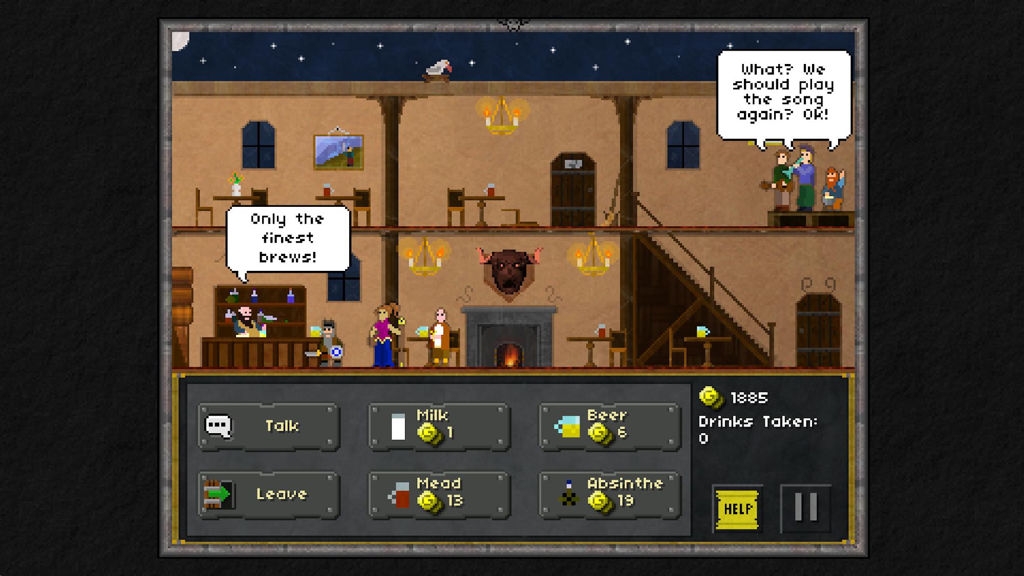Pixel Heroes: Byte & Magic screenshot #15