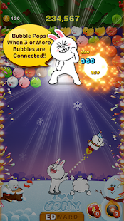 LINE Bubble! - screenshot thumbnail