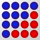 Matematika - Színes korongok