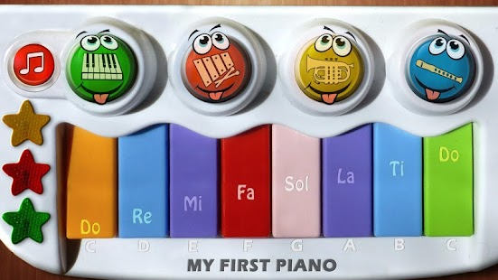 My Baby Color Piano for Kids - screenshot thumbnail
