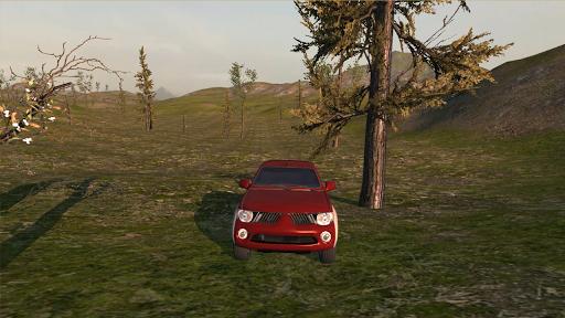 Mountain Pickup 4x4 Simulator