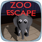 Zoo escape: elephant run demo