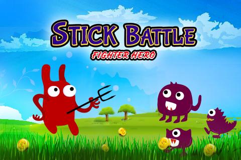 Stick Battle: Fighter Hero