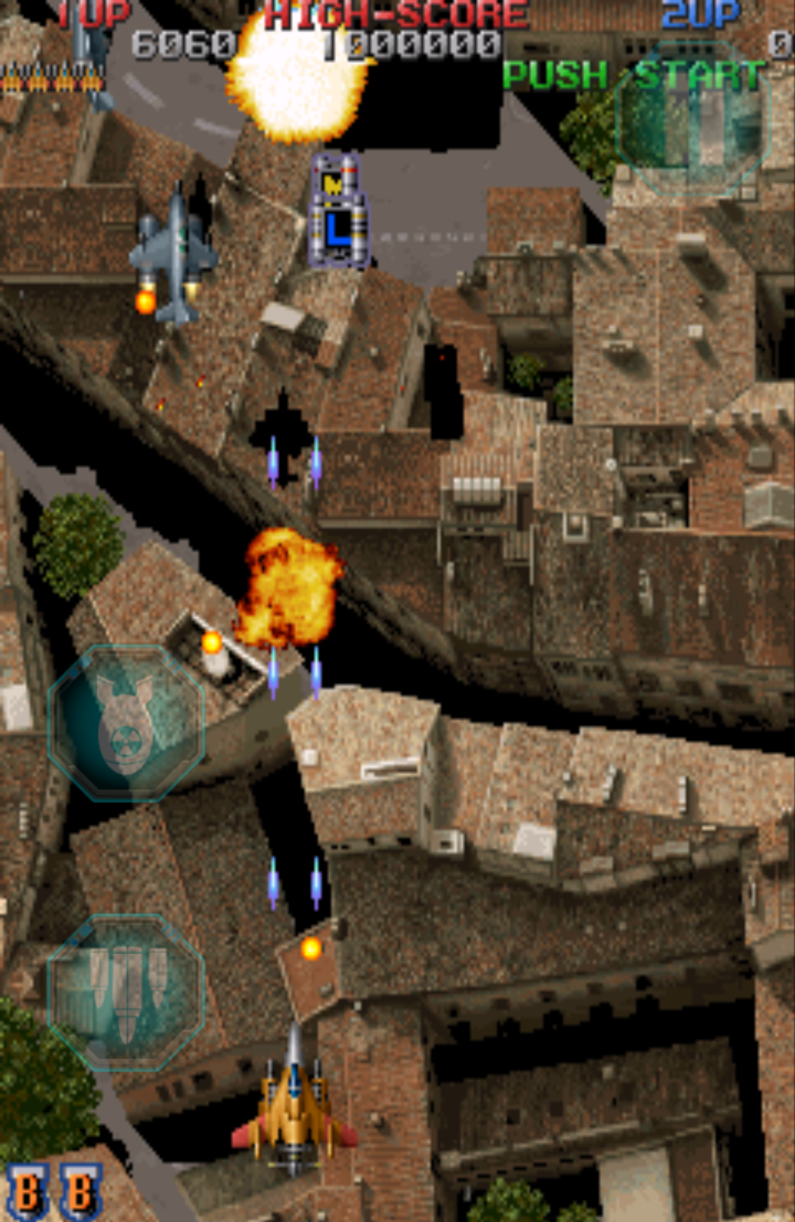 Raiden Legacy screenshot #8