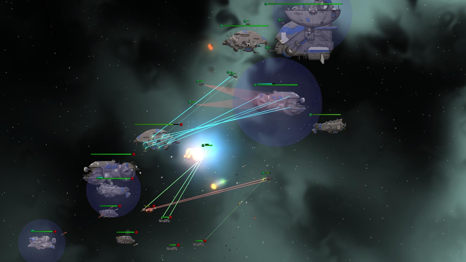Superior Tactics RTS- screenshot