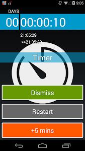 Timers4Me Timer&Stopwatch Pro v6.1