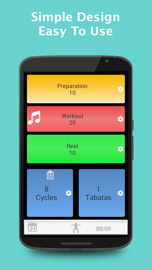 Tabata Timer for HIIT - Android Apps on Google Play