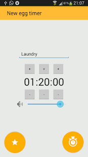 Egg Timer - screenshot thumbnail