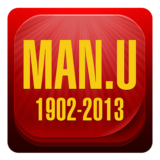 The Story Of Manchester United LOGO-APP點子
