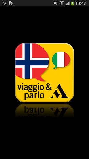 viaggio parlo norvegese