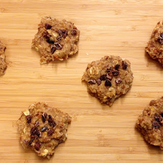 Chocolate-Almond Crunch Cookie (Made from Almond Pulp!)