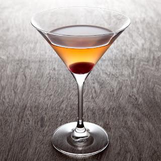 Apple Fool's Martini
