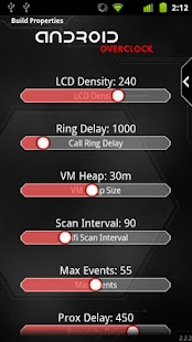 Overclock for Android - screenshot thumbnail