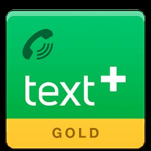 textPlus Gold Free Text+Calls v5.9.4.4773 Apk App