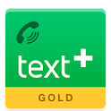 textPlus Gold Free Text+Calls icon