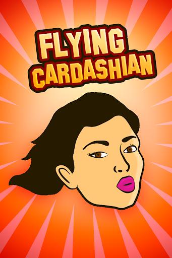Flying Cardashian