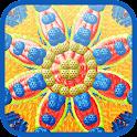 Holiday Mandala Painter icon
