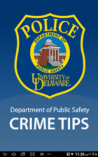 UDPD Crime Tips - screenshot thumbnail