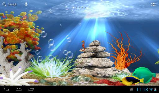 熱帯水族館|玩個人化App免費|玩APPs