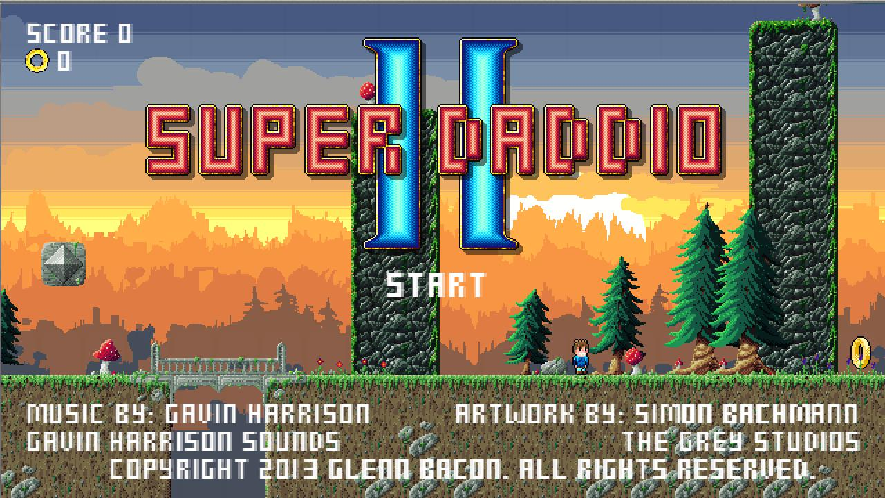 Super Daddio 2 - screenshot