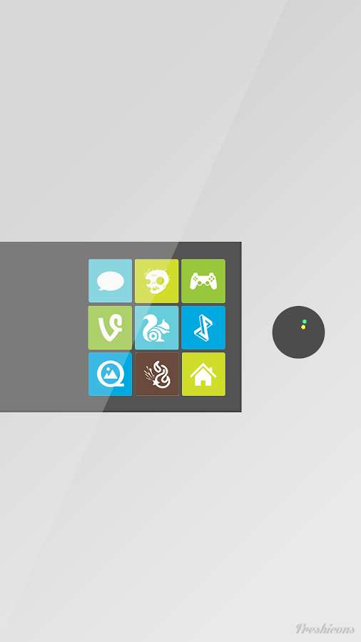 Freshicons - screenshot