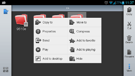 ES File Explorer File Manager v3.2.3.1