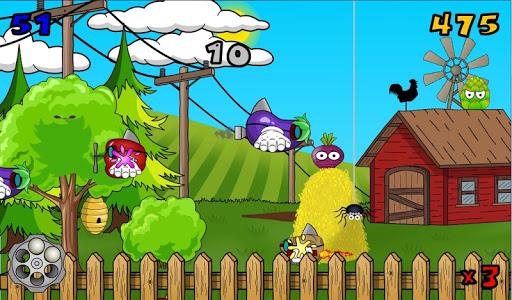 玩免費休閒APP|下載Fruit vs Veggies - Shootout app不用錢|硬是要APP