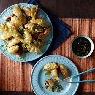 Spicy Pork Dumplings