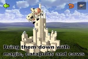 Screenshot of Castle Builder